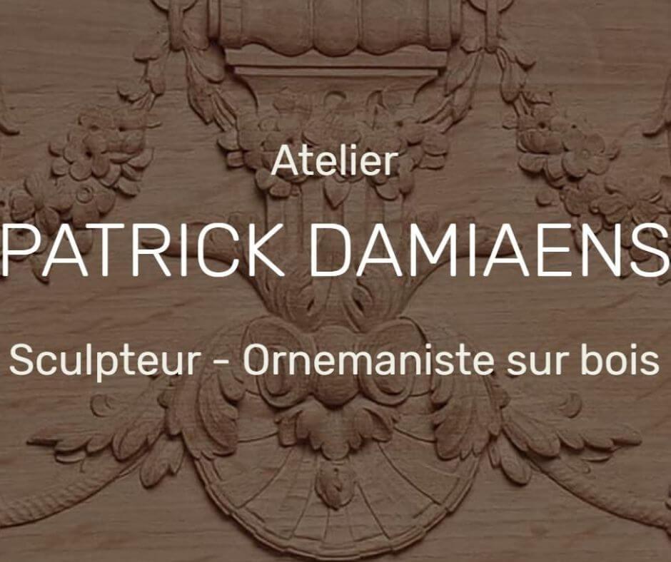 Patrick Damiaens ornemaniste