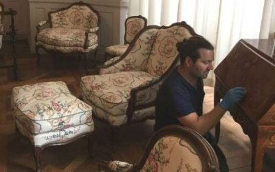 Artisan du patrimoine – interview de Julien Hebras