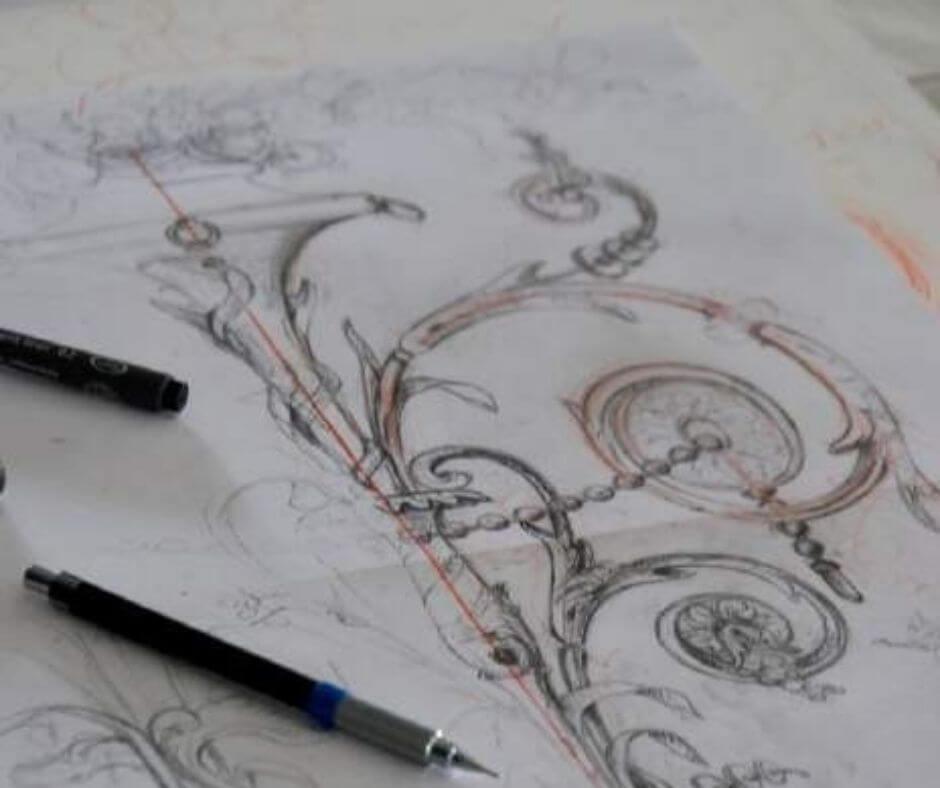 Patrick Damiaens - interview - sculpteur ornemaniste