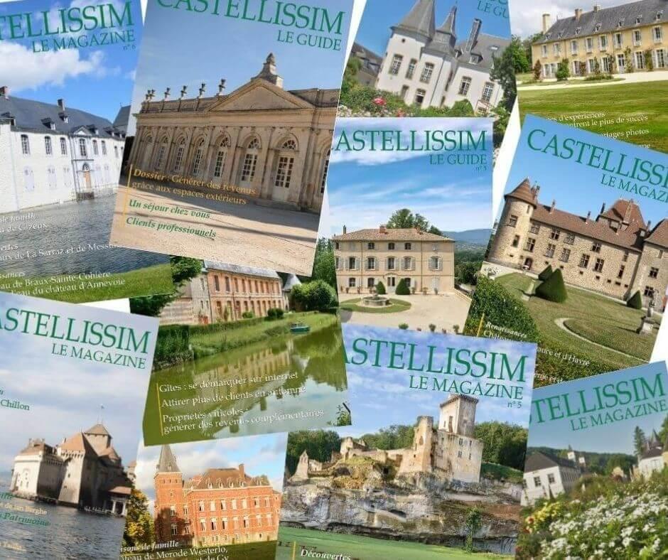 revue de presse Tourisme Evénementiel Patrimoine_ Castellissim Pro newsletter